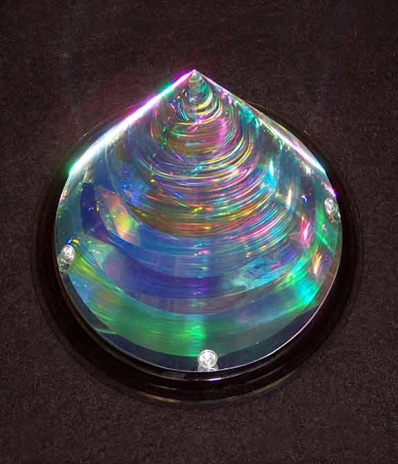 Dichroic Boro Glass